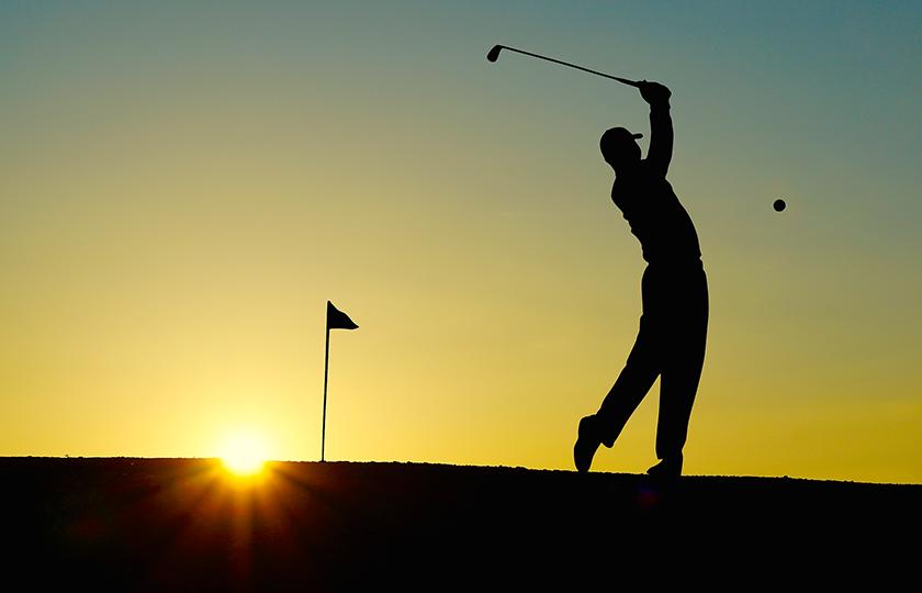 4 motivi per cui il golf è un toccasana