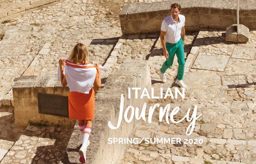 Italian Journey - Chervò presenta la collezione Spring Summer 20