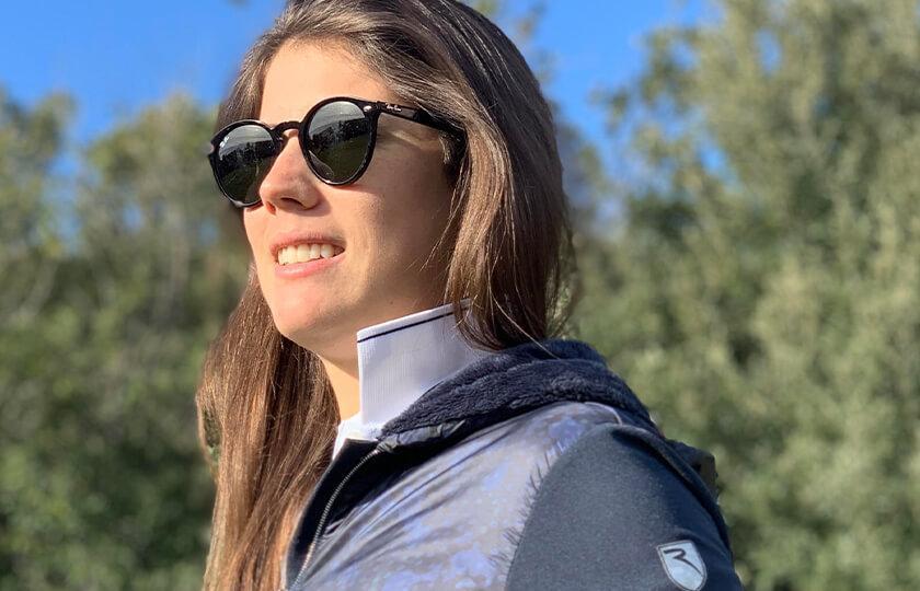 Interview mit Lucrezia Colombotto Rosso (Sie den zweiten Interviews)