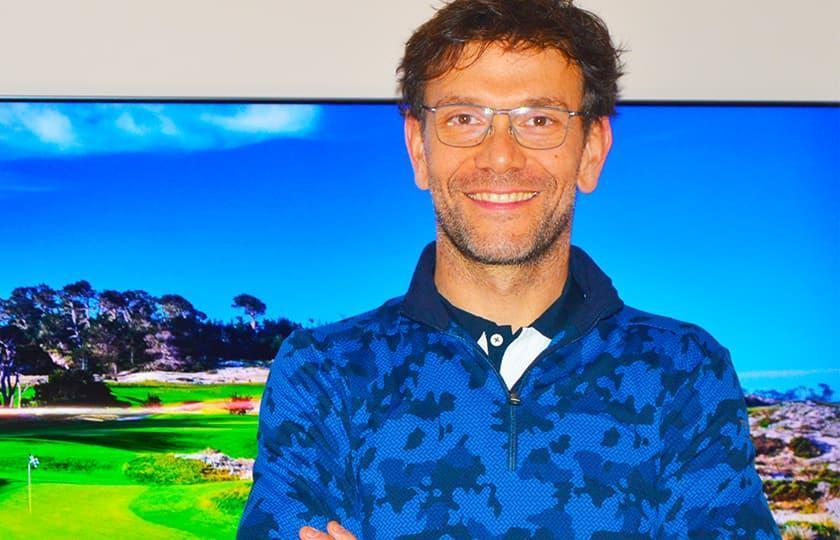 Ein Gespräch mit Sergio Manenti, der Nummer Eins der Golf-Fitnesstrainer.