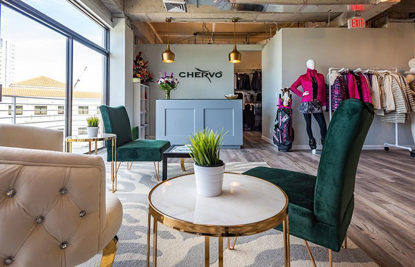Nuovi uffici e un nuovo showroom per Chervò direttamente nel cuore di Palm Beach