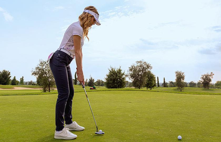 Non è mai troppo tardi per iniziare a giocare a Golf!